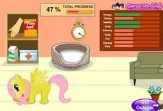 Игра Тамагочи с пони