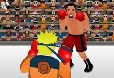 Игра Боксёр Наруто