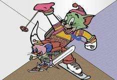 Игра Игра Том и Джерри: Композиция