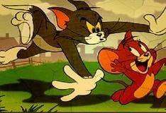Игра Пазлы с Томом и Джерри