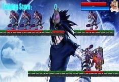 Игра Наруто-герои