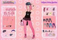 Игра Сакура-модница