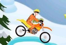 Игра Наруто на мотоцикле