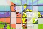 Мозайка со Спанч Бобом