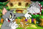 Играть бесплатно в Пазл с Томом и Джерри