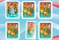 Игра Том и Джерри: пары