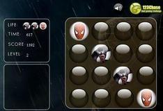 Игра Шарики с Человеком-Пауком