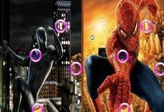 Игра Человек-Паук ищет отличия