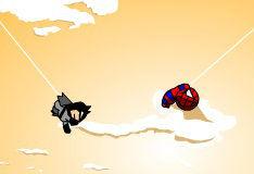 Игра Прыжки человека-паука