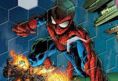 Человек-паук: пазл