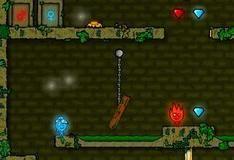 Игра Игра Огонь и вода в лесном храме: часть 2
