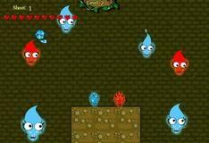 Игра Игра Меткие огонь и вода