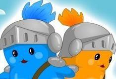 Игра Противоположные стихии