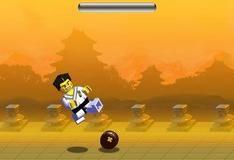 Игра Лего-карате