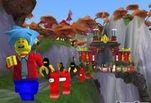 Лего-пожарные