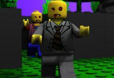 Игра Игра Лего Зомби