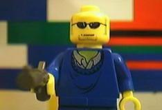 Игра Лего - шутер
