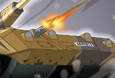 Игра Гриззли-танк