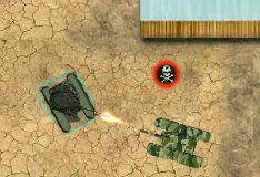 Игра Танковый штурм