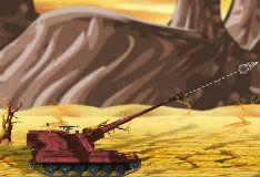 Игра Битва танков