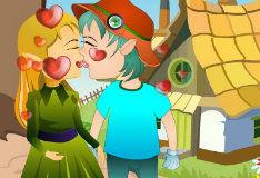 Игра Эльфийский поцелуй