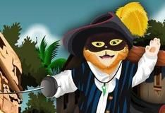Новый прикид Кота в сапогах