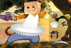 Игра Стильный Кот в сапогах