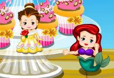 Сладкие пирожные