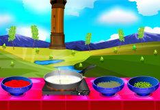 Игра Томатный суп