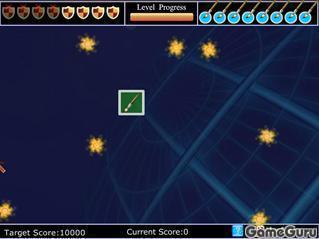 Игра Мистические огненные шары