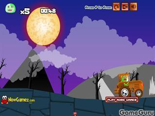 Игра Перевозчик зомби