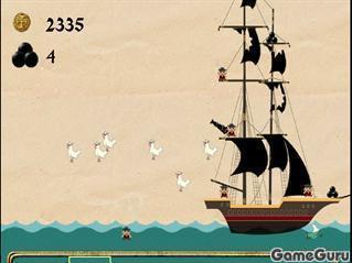 Игра Пираты Тупого Моря