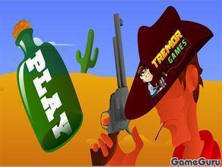 Игра Охотник на бутылки