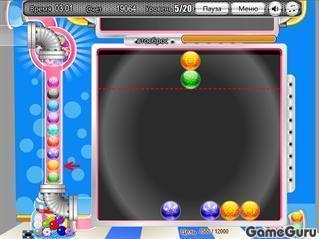 Игра Пузырьковый микс