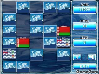Игра Знание мировых флагов