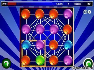 Игра Магические шарики