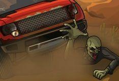Игра Дави зомби!