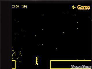 Игра Светящийся бегун