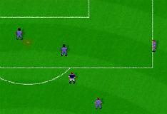 Игра Футбол на 1 игрока
