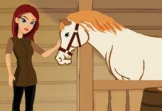 Игра Конь и его наездница