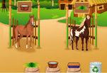 играйте в Уход за лошадками