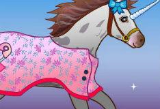 Фантастическая лошадь