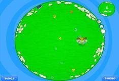 Игра Лосяш и бабочки