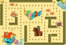 Игра Догонялки с Крошем