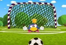 Игра Футбол: вратарь испанской лиги