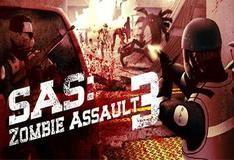 Игра Спецназ против зомби 3