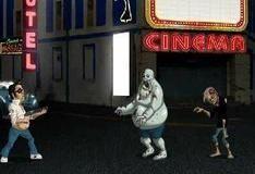 Игра Зомби не пройдут