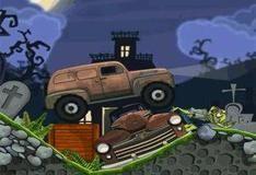 Игра Покатушки на кладбище