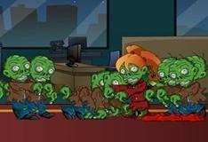 Игра Боец с зомби