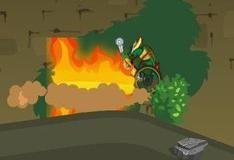 Игра Мотогонки с черепашками